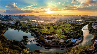 兴进塔山·漓江文旅度假区:桂林文商旅居新标杆
