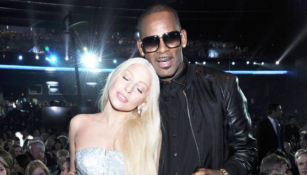 Lady Gaga和R.Kelly