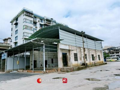 这个地方是汽车总站,作为生活在桂林的老桂林人,你还能说出来吗