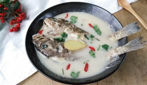 鱼汤越浓不代表越有营养