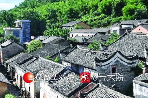 八仙村古民居建筑群