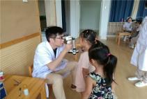 南溪山医院走进幼儿园 为儿童眼健康保驾护航