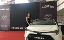 丰田TNGA首款中级车 全新换代雷凌现车到店