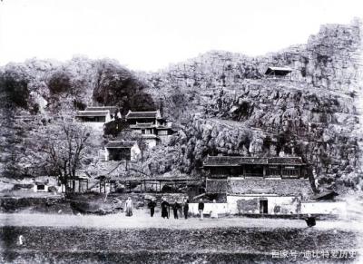 清末民初,桂林避暑山庄。