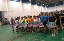 """桂林汽车流通协会第八届""""车协杯""""气排球比赛圆满举办"""