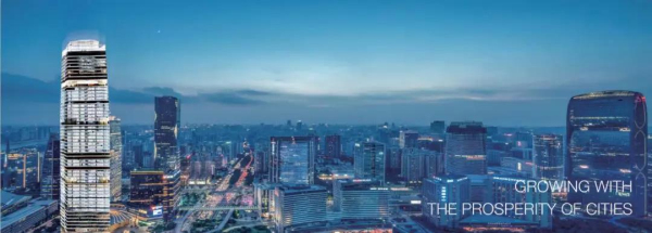 桂林首场以高端全息科技打造的发布会 富力让桂林更富力量
