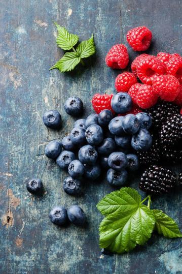 均衡营养重点抓九类食物
