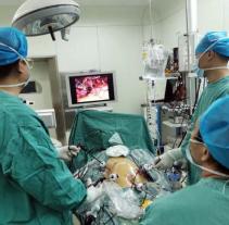 桂医附院肝胆胰外科在微创手术方面再创佳绩