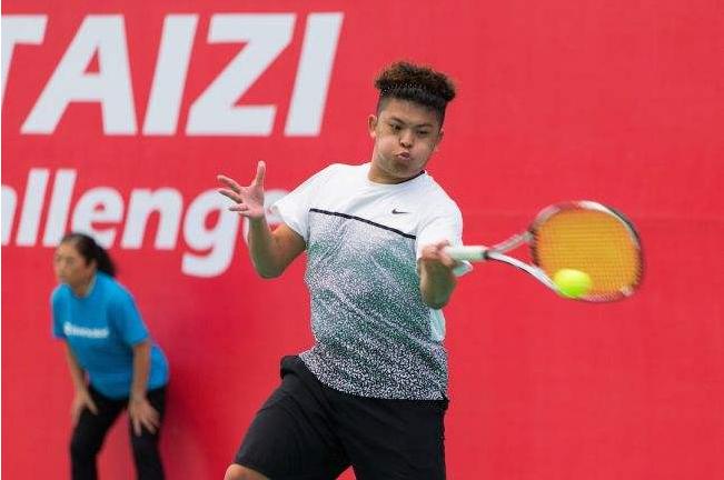 """多名网球单打、双打高手将""""一决高下"""" !桂林首届网球团体公开赛来了"""