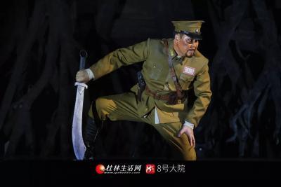 《血色湘江》在桂林震撼上映