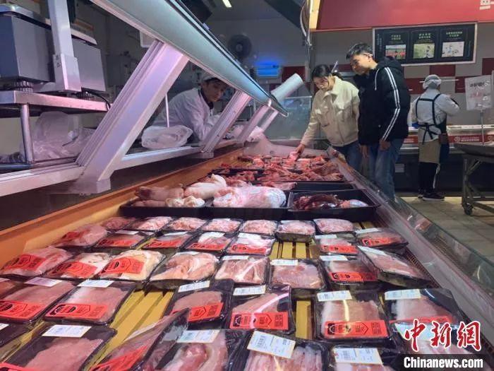 春节猪肉、蔬菜、水果集体涨价?