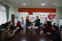 市中医院与临桂养老中心组建桂林首家紧密型医养联合体