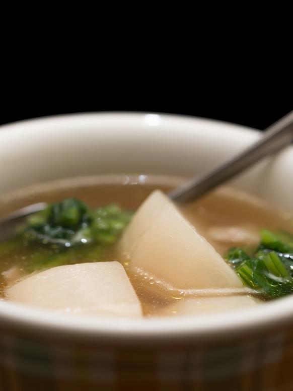 喝汤,真的没营养吗