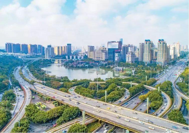 南宁市在2020年全国文明城市测评中以优异成绩通过测评验收-桂林生活网新闻中心