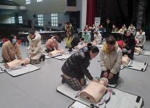 美国心脏协会基础生命支持BLS国际认证培训班成功举办