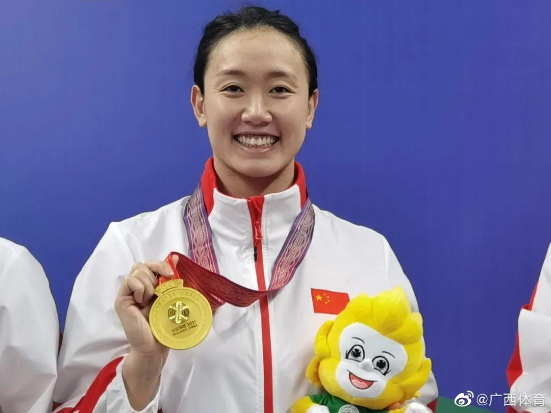 超厉害!桂林又出了两个全国冠军