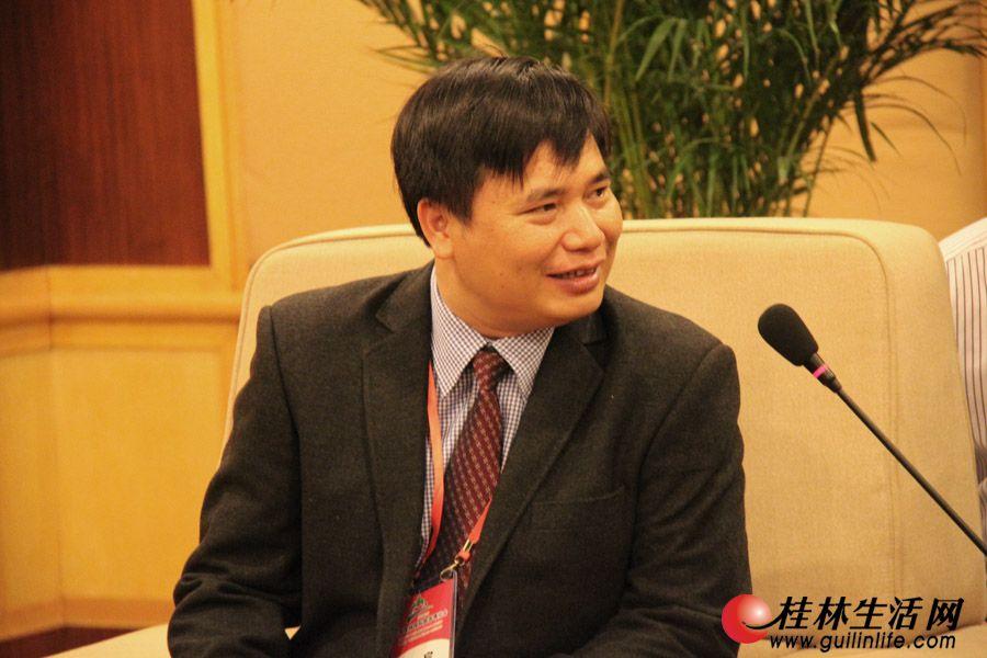 越南国家旅游局旅游业管理司副司长阮英俊。