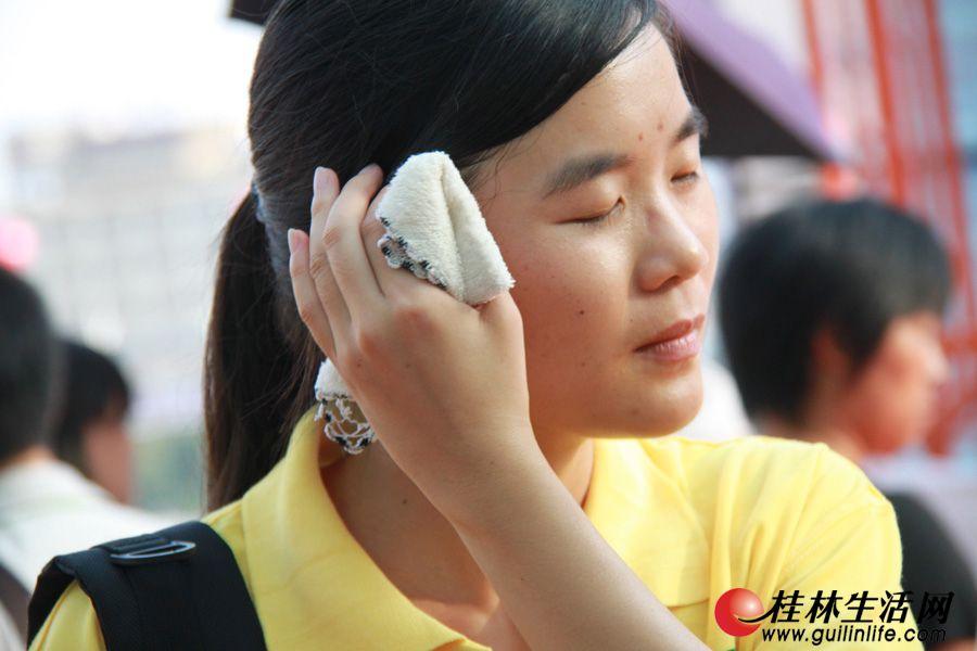 2011第二届桂林国际旅博会志愿者。