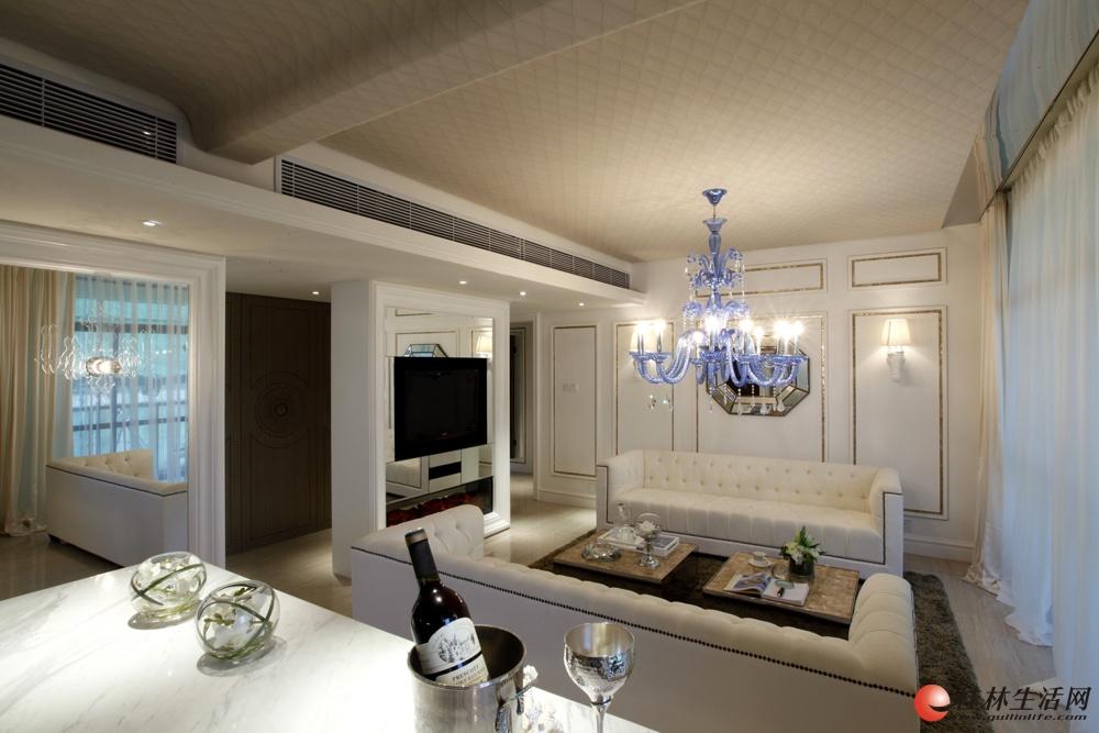 天屿组团G3栋2—2户型客厅