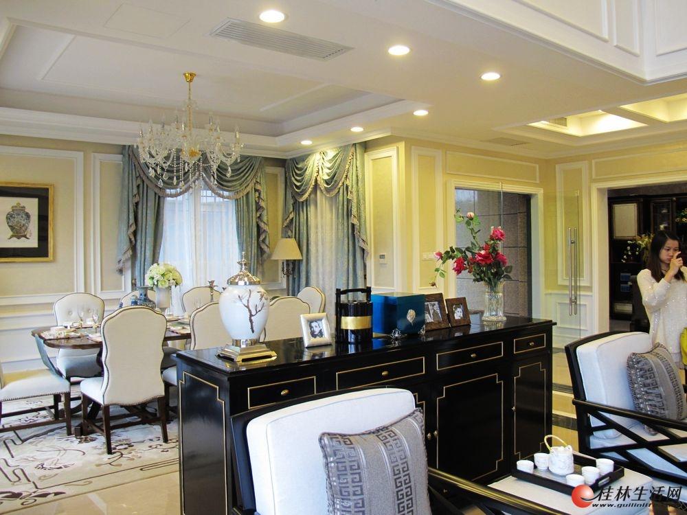 饭厅和客厅