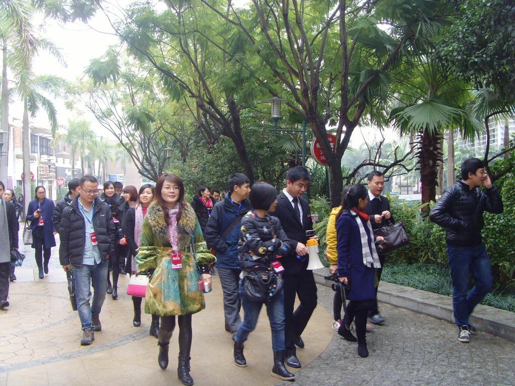 12.26-12.28桂林媒体荣和集团品牌体验之旅图