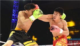 血性!中国拳王赛广西选手展风采
