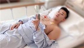 曹云金入院动手术后向粉丝报平安
