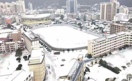 直播回顾:桂林下雪了!各地雪景带给您!