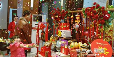 春节业绩开门红,彰泰九城劲销20亿