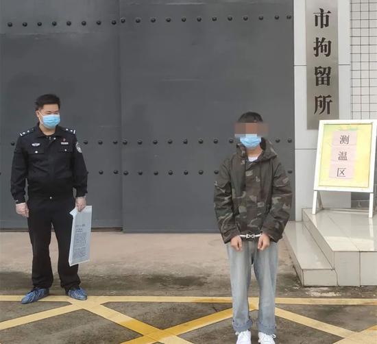 男子隔离期间多次外出被刑拘