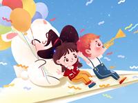 【兒童節策劃】邁過時間的長河,邂逅童年時的你!