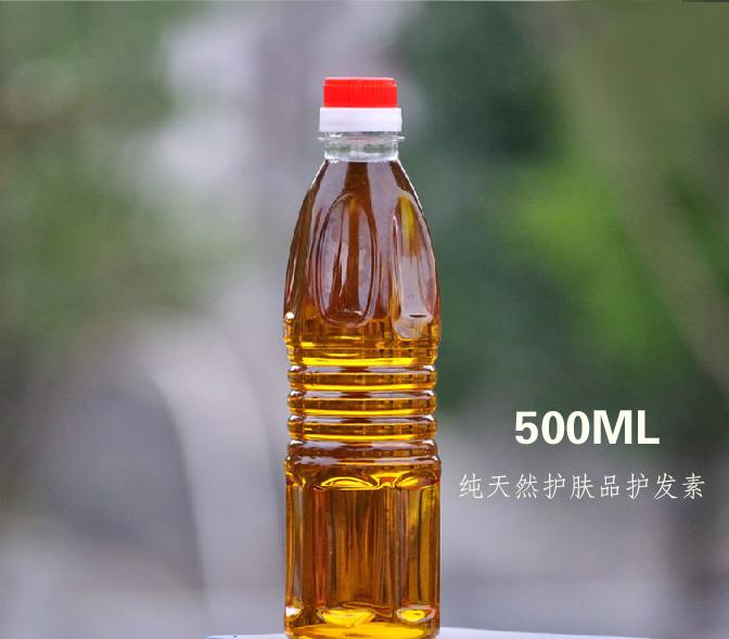 瑶乡茶籽油 美容养颜 纯天然护肤品 护发油 500ML