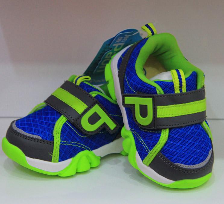 基诺浦机能鞋防滑运动学步鞋5