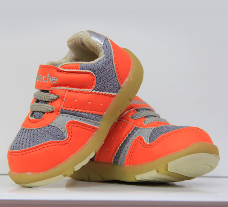 基诺浦机能鞋防滑运动学步鞋11
