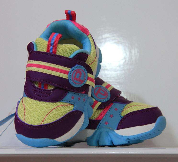 基诺浦机能鞋防滑运动学步鞋23