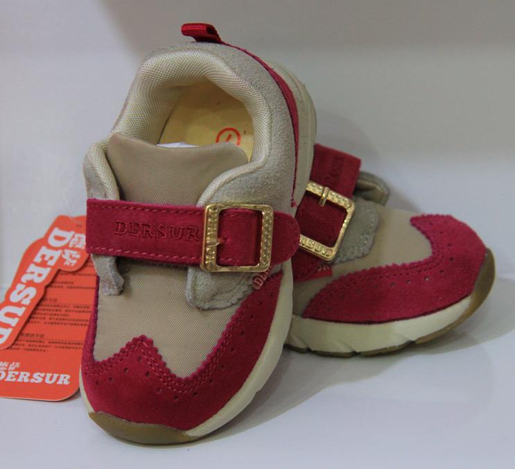 基诺浦机能鞋防滑运动学步鞋24
