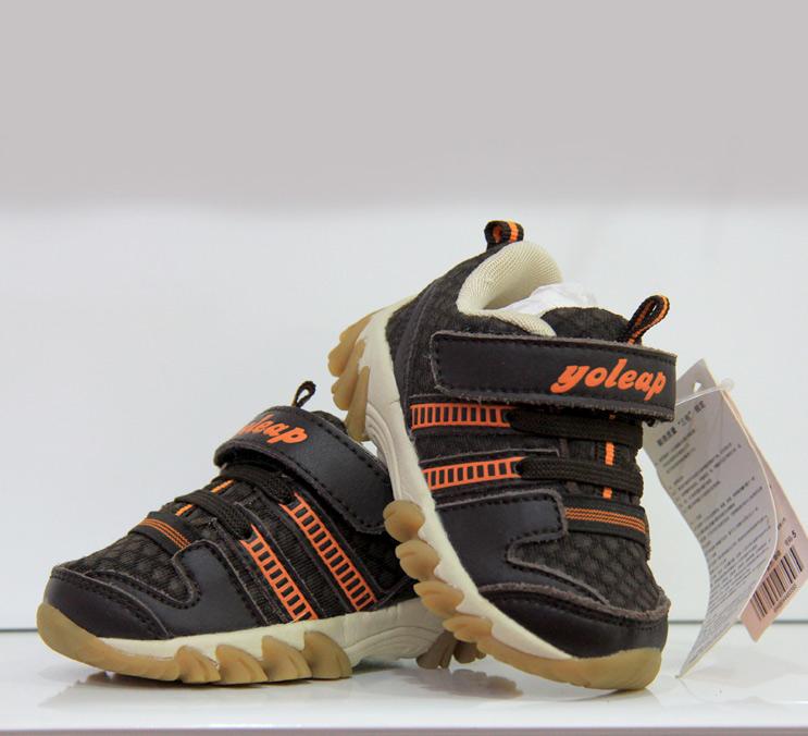 基诺浦机能鞋防滑运动学步鞋26