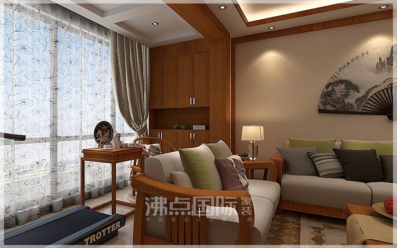 桂林沸点家装/丽泽家园&中式风格