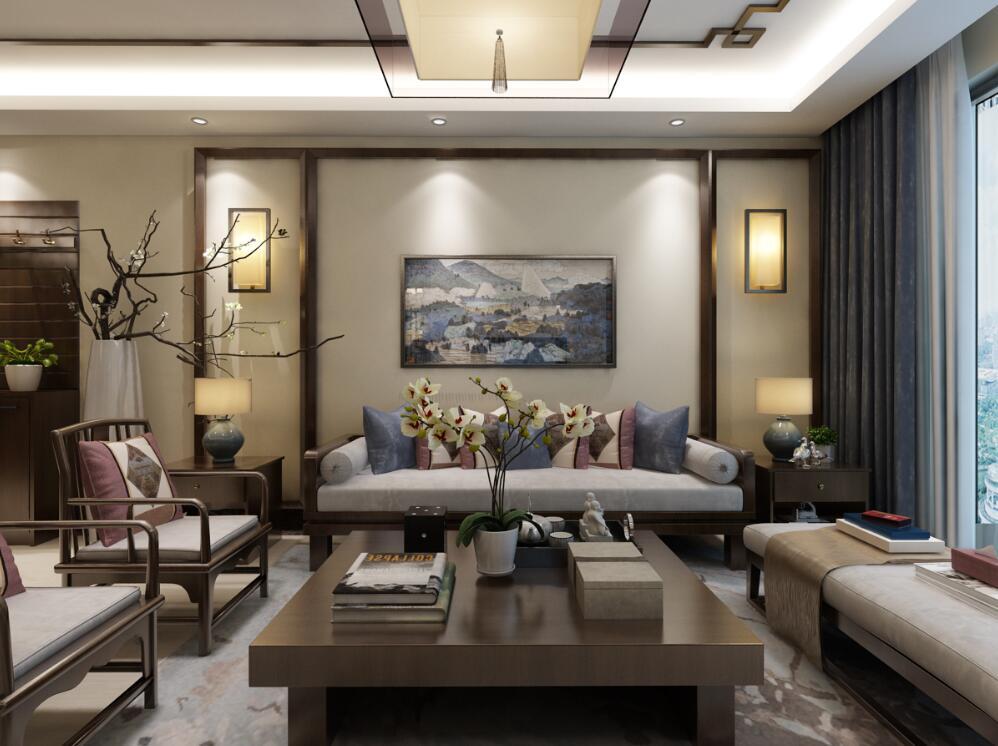 江与城——新中式