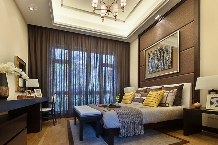 精致奢华中式风,家还能美成这样